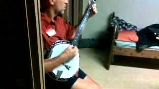 2011 Sacramento Trad Jazz Camp - Banjo solo