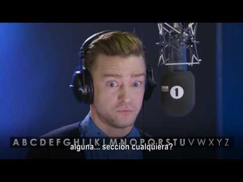 Justin Timberlake y Anna Kendrick hacen broma telefónica a una juguetería (subtitulado)