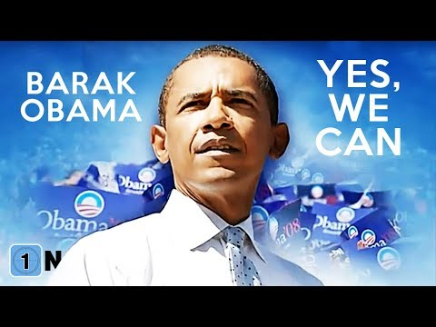 Barack Obama - Yes we can! (Dokumentation in voller Länge, kompletter Film in voller Länge)