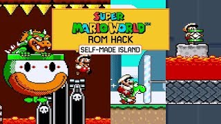 Super Mario: The Egg Rescue | Hack of Super Mario World Hack (2010)