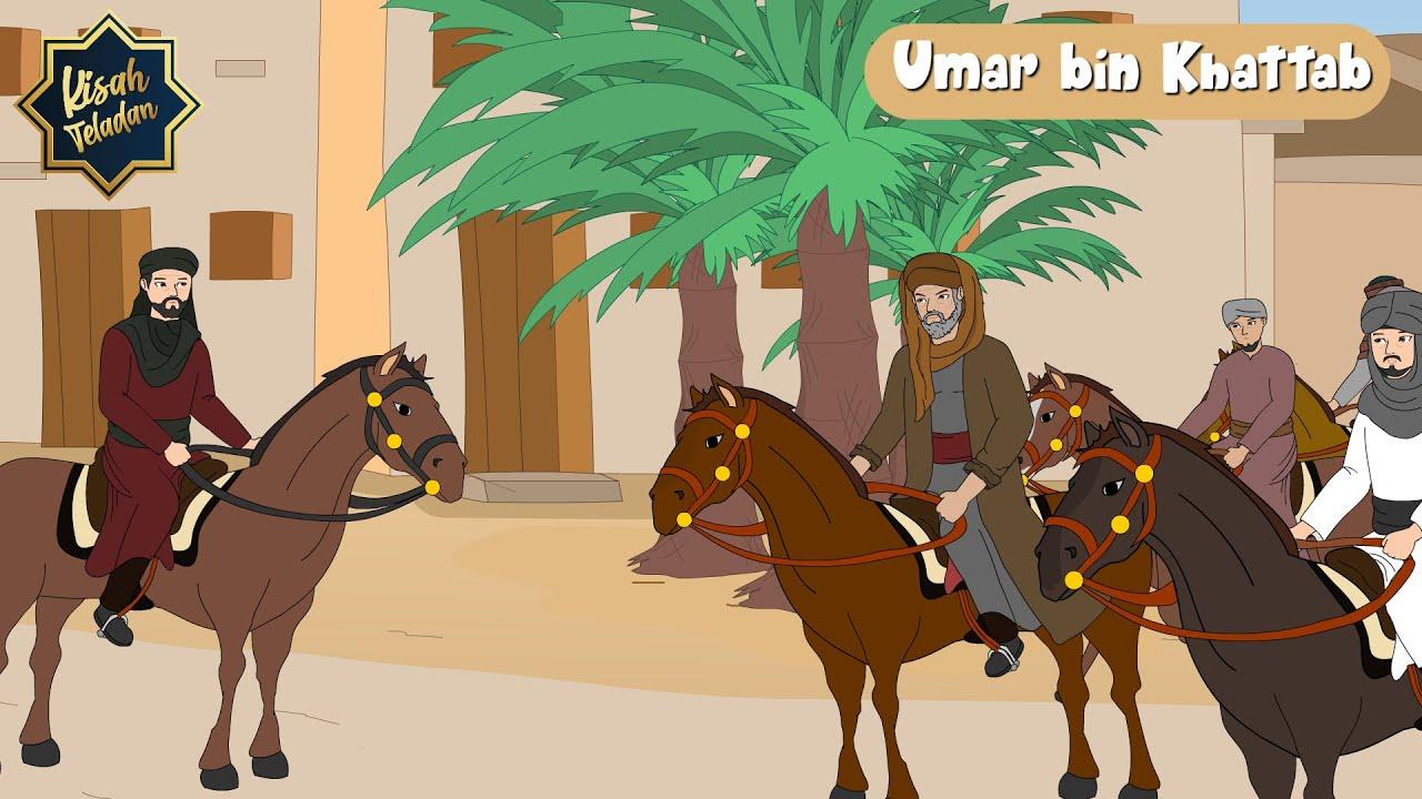Kisah Umar bin Khattab dan Wabah Tho'un   KISAH TELADAN
