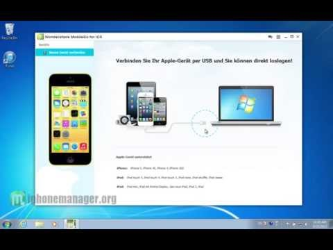 wie-musik-vom-iphone-5c/iphone-5s/iphone-6-in-itunes-übertragen(windows)
