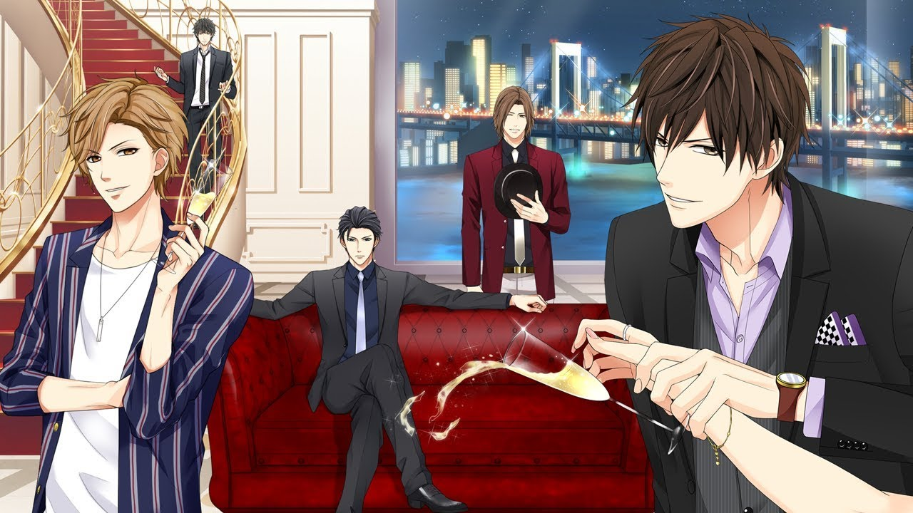 Otome visual novel Kissed by the Baddest Bidder coming to Switch ...