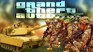 TENK VS VOJNA BAZA - GTA V ONLINE thumbnail