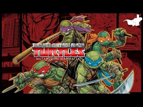 Teenage Mutant Ninja Turtles: Mutants in Manhattan Gameplay