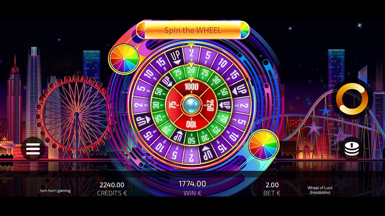 Wheel of Luck Hold & Win Slot Play Free ▷ RTP 94.1% & High Volatility video preview