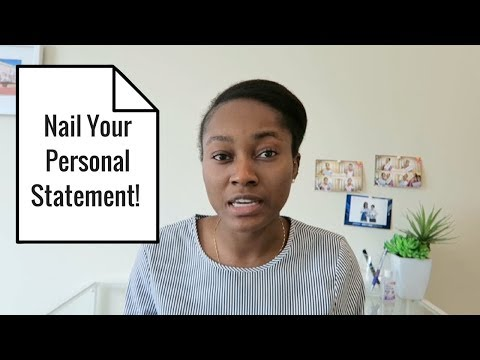 How to Write a Medical School Personal Statement | Nail Your Application!
