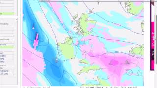 Sunday Afternoon/Evening Snow (12z Update 19.1.13)