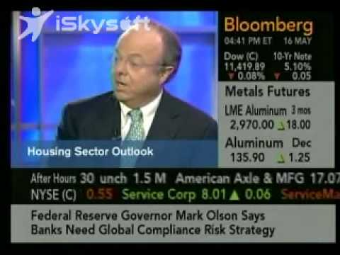 Bob Moulton on Bloomberg Television