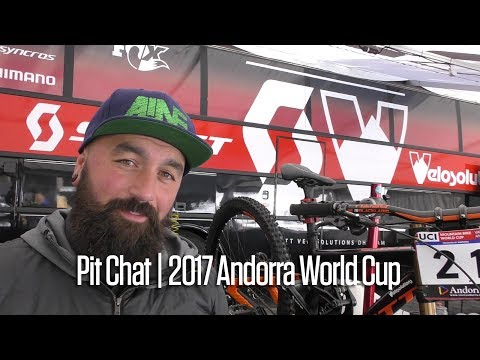 What Tires Are Being Used at the Andorra World Cup? PIT CHAT
