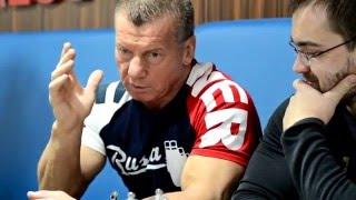 Александр Яшанькин и Артем Диянов о правильном питании