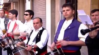 La fiesta de las Fallas de Valencia, España