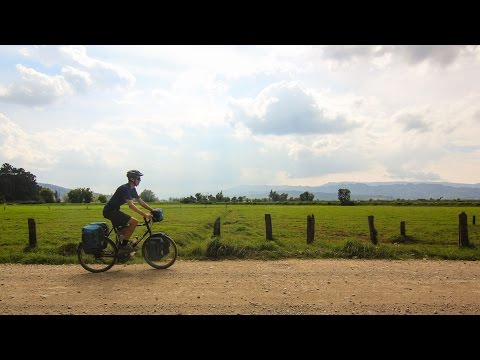 Bicycle Touring Pro in Cow Country, Colombia - EP. #169