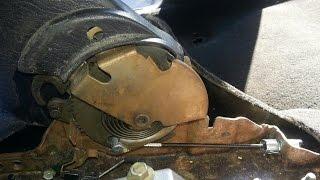 emergency brake cable 2003 wj jeep grand cherokee