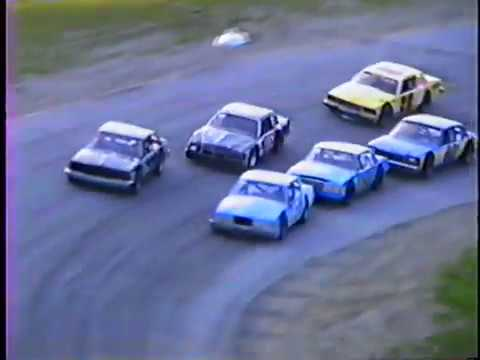 June 22, 1989 Thunder Road Weekly Thursday Night Race