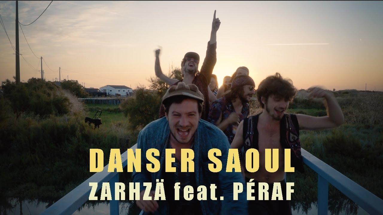 Zarhzä :  Une douce envie de danse et de liberté