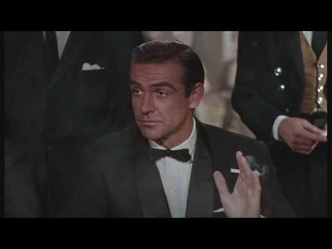 James Bond 007 Dr. No music theme. Sean Connery .