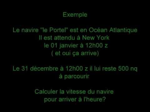 Milieu Maritime Cours n°3