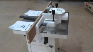 JET Spindle Milling Machine