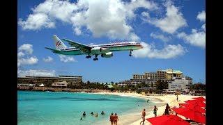 ТОП-5 самых экстремальных аэропортов мира
