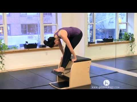 Ten Minutes in WundaLand Pilates Wunda Chair Workout!