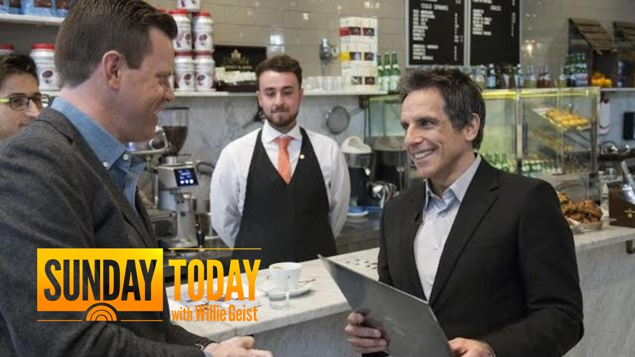 Ben Stiller's High School Punk Band Is Back Together – See Their Album | Sunday TODAY