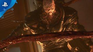 Resident Evil 3 - Nemesis Trailer | PS4
