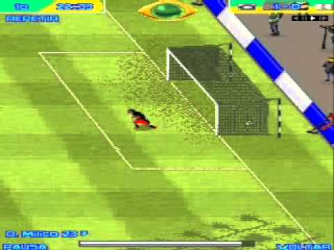 TOP 10 GOLS PES JAVA
