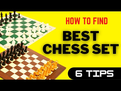 Best Chess Set for Beginners | Chess Sets in Amazon to Buy (Chess Set Review 2021)