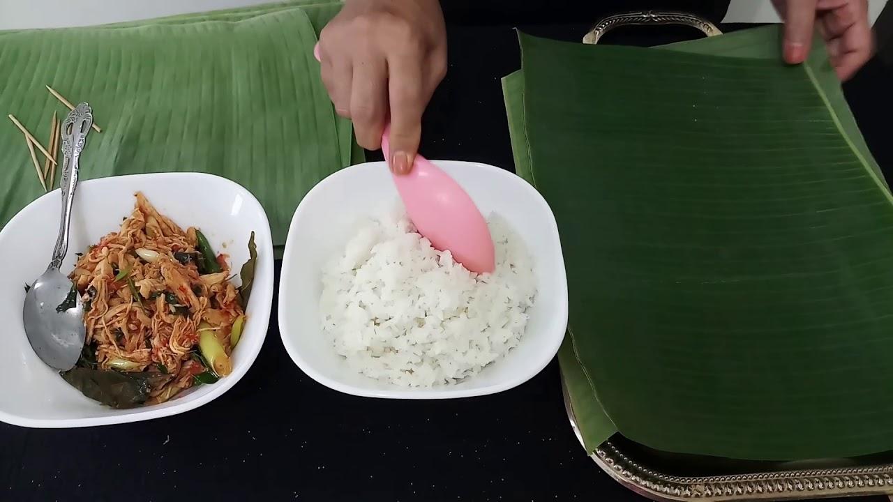 Nasi Bakar Ayam Suir Kemangi Resep Rahasia Ibu