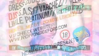 DJ LIKKLE PLATINUM - SUMMER SPLASH MIX 2011 (WITH D.L LINK)