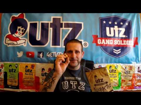 Utz Quality Foods Pretzel Nuggets Review!