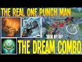 The Real One Punch Man [Walrus Punch + Enchant Totem] 0 Armor   Dota 2 Ability Draft