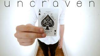 uncraven //  cardistry x magic // Zach Mueller