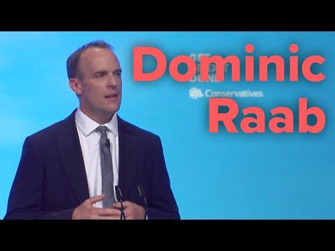 Dominic Raab MP: