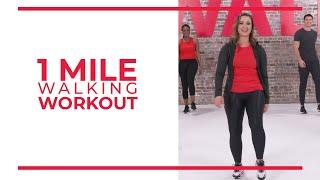1 Mile Walking Workout   15 Minute Workout