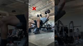 STOP doing BENCH PRESS like this!