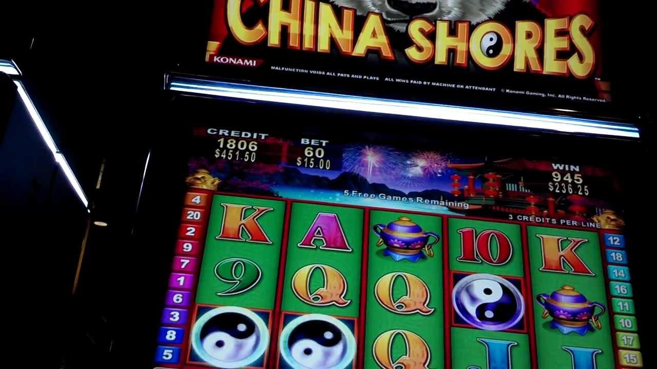 China Shore Free Slots