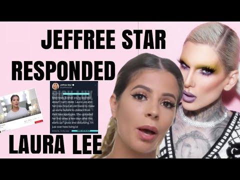 LAURA LEE IS BACK JEFFREE STAR RESPONDS
