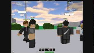 ROBLOX [CA] boden and yoda fight part 1
