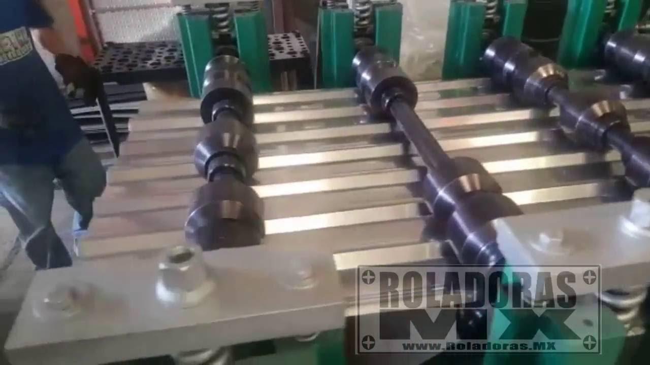 fabricantes acanaladora de lamina r101-72