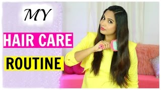 My Current Hair Care Routine | ShrutiArjunAnand
