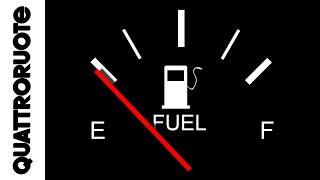 Come guidare per consumare meno