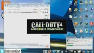طريقة تحميل وتثبيت لعبة Call of Duty 4