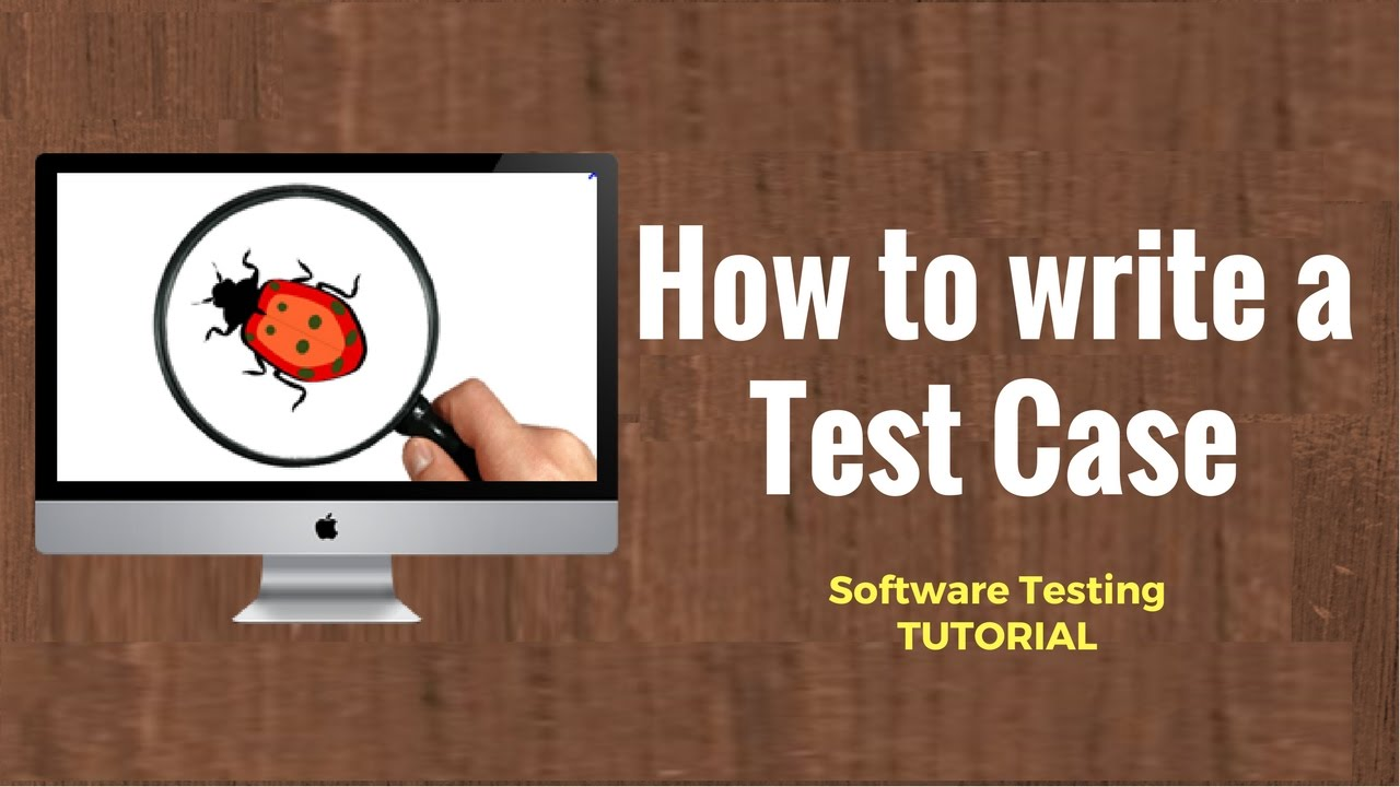 how to write test cases Test case writing is an essential skill for qa members.