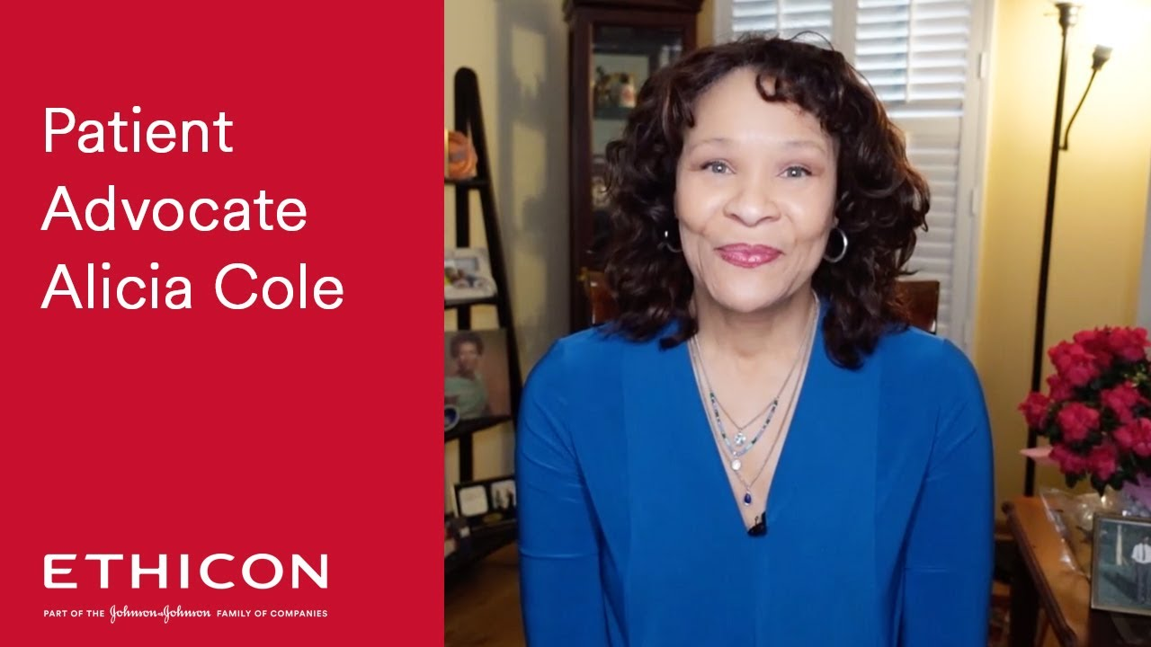 Initiative to Reduce Surgical Site Infections - Real Patient story with Alicia Cole | Ethicon