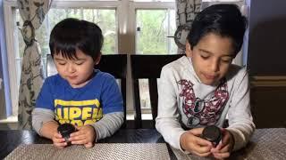 Matt's playtime.  Batman mashems and surprise eggs.  Toys Review