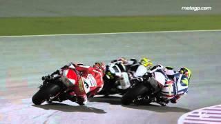 MotoGP™ Qatar 2014 -- Best overtakes