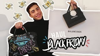 BIG HAUL SPECIAL BLACK FRIDAY! (Asos,Ssense..)