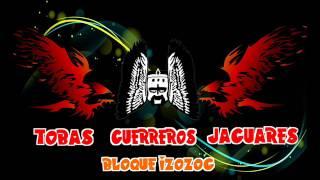 DJ SAMU  tobas guerreros jaguares mix para ensayar 2013